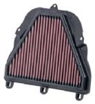 STREET TRIPLE 675: K&N Performance Air Filter TB 6706 (Upto 2012)